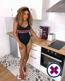 TS Gracy Hot is a hot and horny Brazilian Escort from London