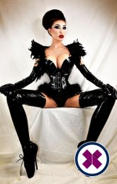 Spend some time with Mistress Eve in London; you won't regret it