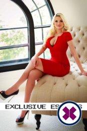 Caroline is a hot and horny Italian Escort from London