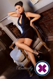 Aleeza is a top quality Russian Escort in London