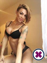 TS Isabelli Potter is a high class Brazilian Escort London