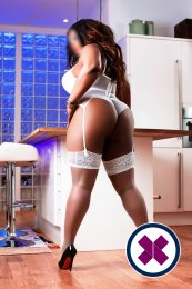 Meet Ebony Candy in London right now!