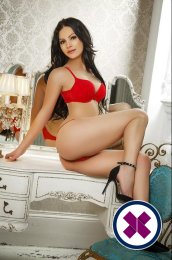 Abela is a sexy English Escort in London