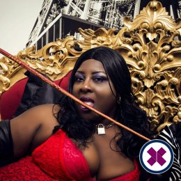 Meet the beautiful Madame Darkness in   with just one phone call