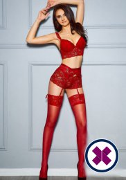 Maria is a super sexy Spanish Escort in London