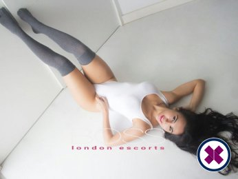 Angel is a super sexy Portuguese Escort in London