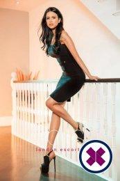 Aisha is a high class Romanian Escort London