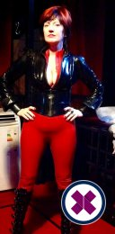 Meet the beautiful Mistress Donna M in Cardiff  with just one phone call