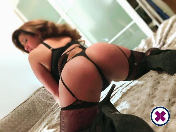 Cookies90 is a sexy Thai Escort in Stockholm