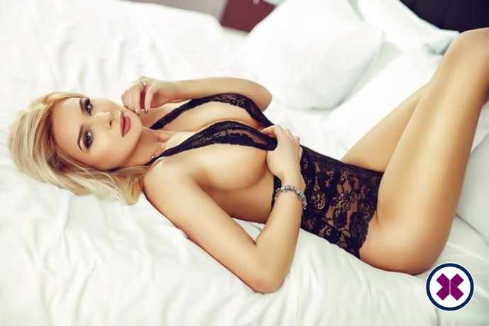 Spend some time with Carina in Stockholm; you won't regret it
