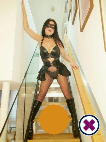 Mistress Poshtotti  is a super sexy English Escort in London