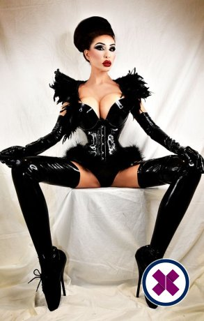 Mistress Eve is a sexy British Escort in London