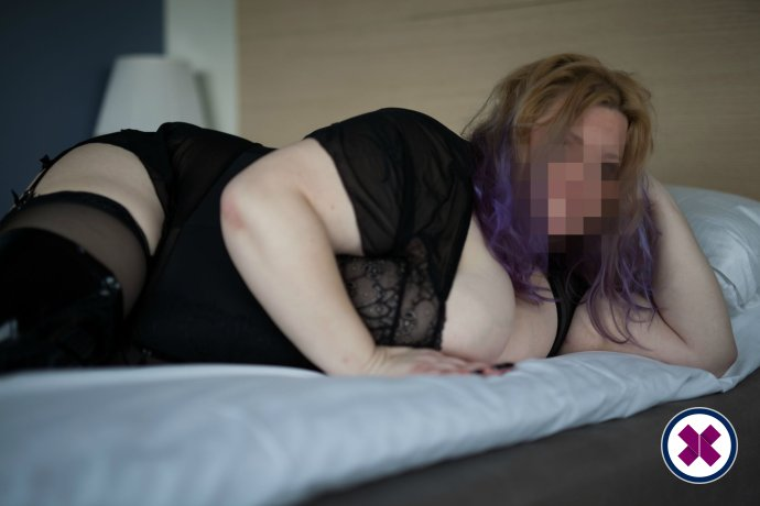 Kathrine BBW is a sexy Norwegian Escort in Oslo