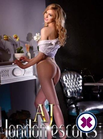 Bella is a sexy Italian Escort in London