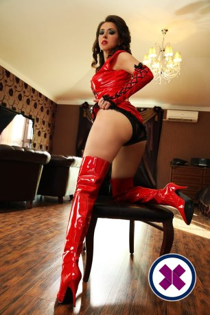 Domina Mistress Lana is a sexy Latvian Escort in Stockholm