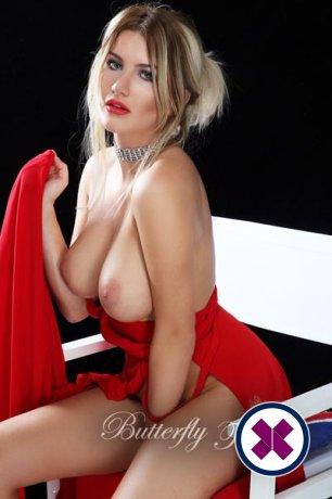 Amelia is a sexy Estonian Escort in London