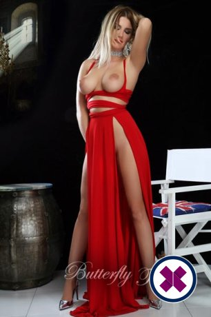 Amelia is a hot and horny Estonian Escort from London
