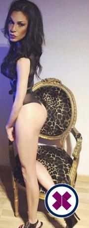 Ashley Naughty Barbie Latina TS is a sexy Spanish Escort in Sheffield