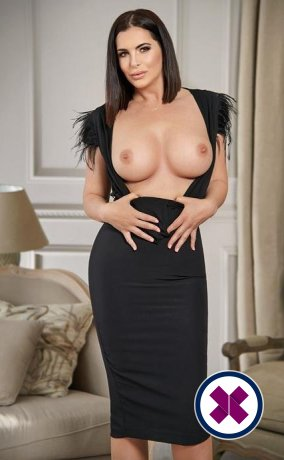 Aliena is a hot and horny Czech Escort from London