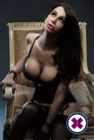 Ameerah TS is a very popular British Escort in London