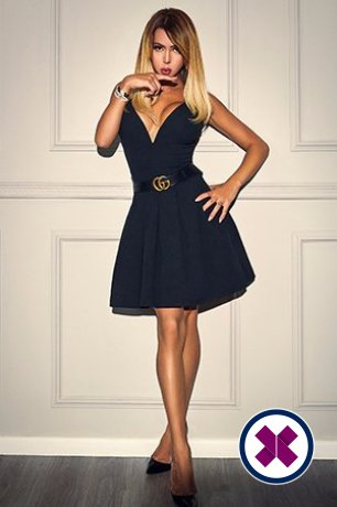 TS Morgan is a top quality Italian Escort in Westminster