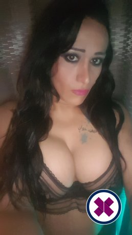 TS Gyna is a very popular South American Escort in London