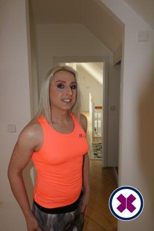 Katie Fox TS ist eine heiße und geile English Escort aus Derby