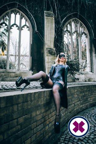 Alexandra Wildfire is een top kwaliteit English Escort in Westminster