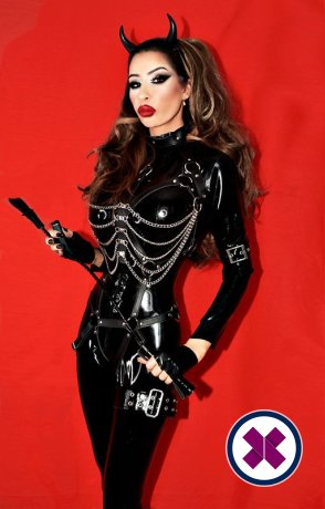 Mistress Eve is a top quality British Escort in London