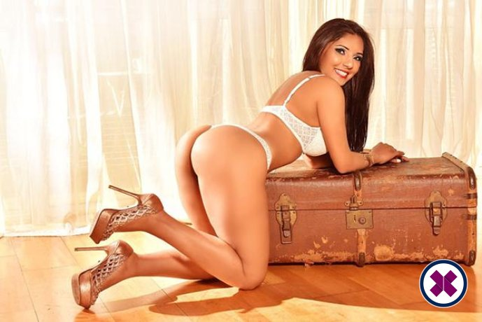 Lisa Stunning Latina is a sexy Brazilian Escort in Westminster