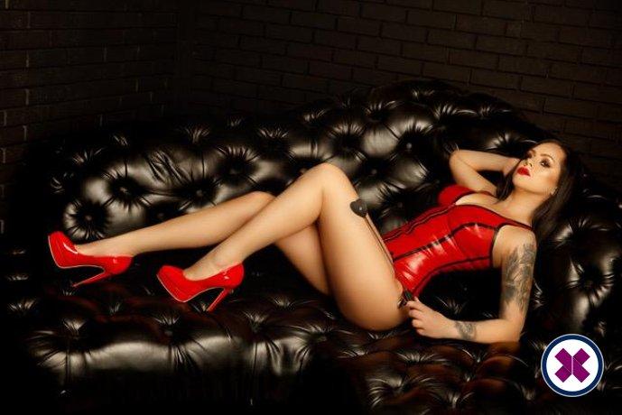 Lady Cleo Noir is a high class Greek Escort Düsseldorf