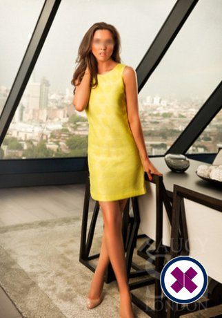 Ella is a hot and horny Greek Escort from Westminster