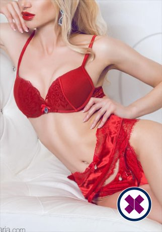 Anya is a sexy Russian Escort in London
