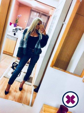 Mia Blonde is a high class Hungarian Escort Göteborg