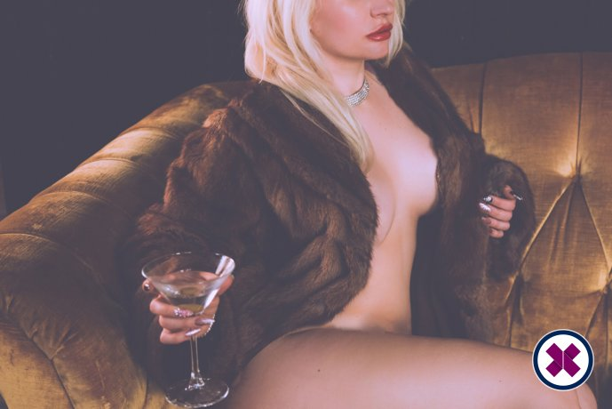 Anya Amasova is a hot and horny Russian Escort from London