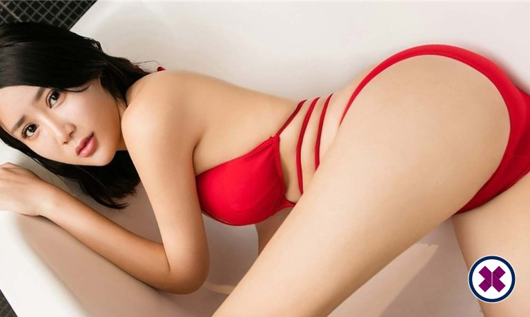 Alice is a hot and horny Japanese Escort from Birmingham
