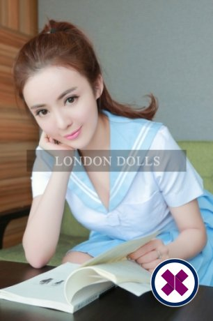 Nina is a sexy Japanese Escort in Westminster