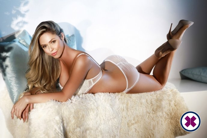 Aline is a hot and horny Brazilian Escort from London