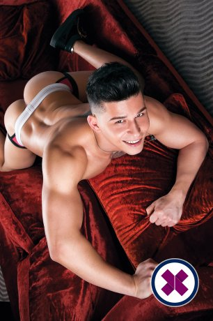 Andrew is a hot and horny Brazilian Escort from Frankfurt am Main
