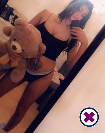 Kim TS is a sexy Syrian Escort in Stockholm