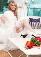 TS Barbara Bride, an escort from Premier Models