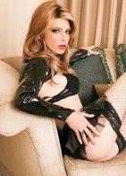 TV Angel Fox - an agency escort in London