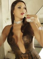 TS Cami Kardashian - an agency escort in London