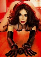 TS Flavia Lima - an agency escort in London